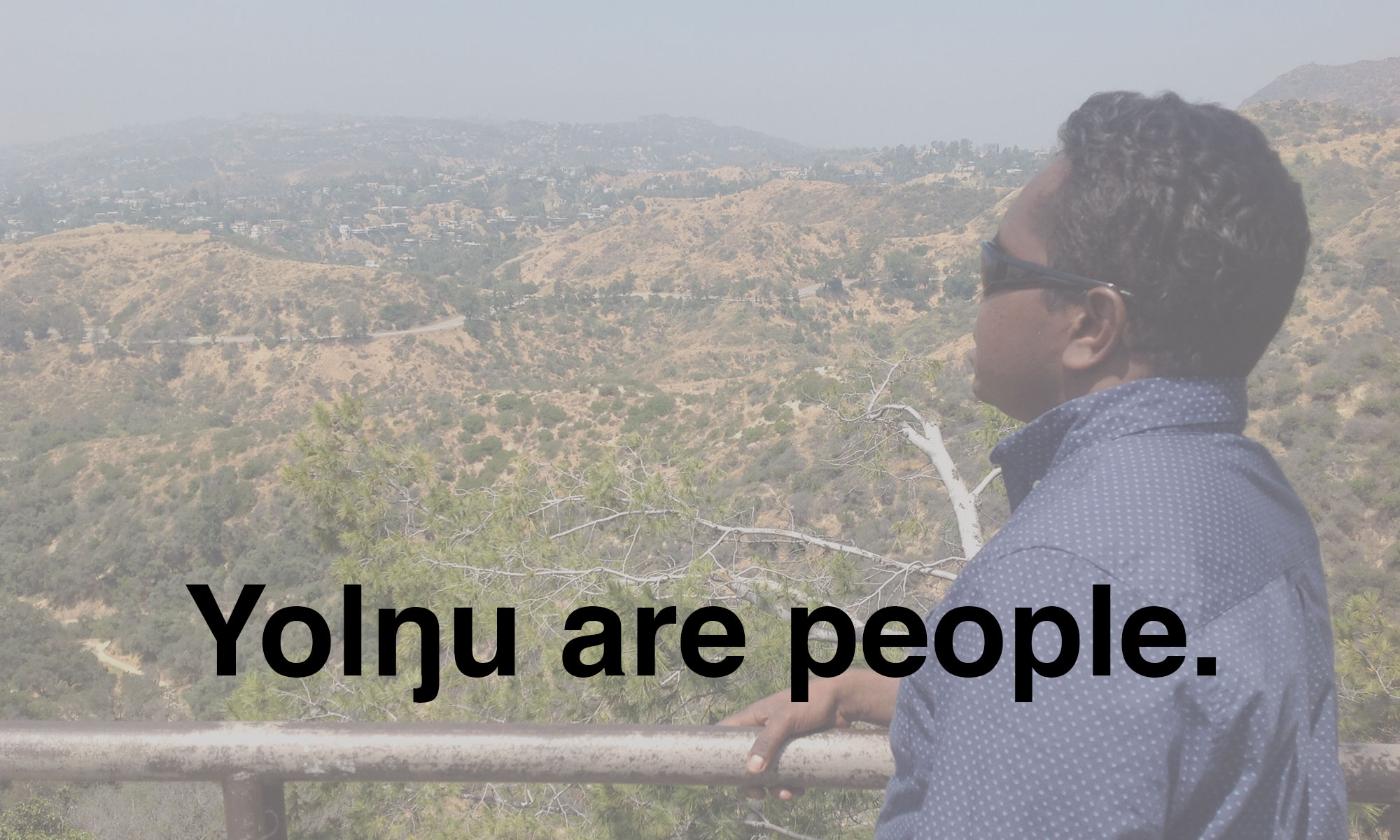 Yolngu are people.