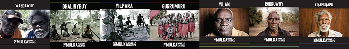 The Mulka Manikay Archives