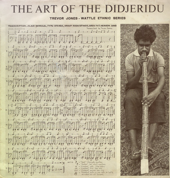 The Art of the Didjeridu cover