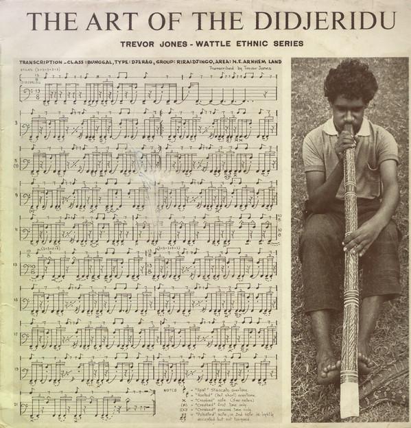 The Art of the Didjeridu cover