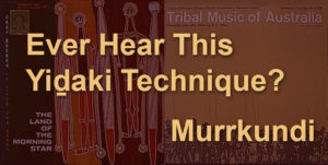 Yidaki Technique - Murrkundi