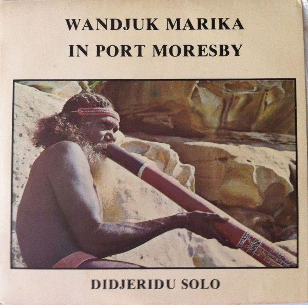 Wandjuk Marika Didjeridu Solo
