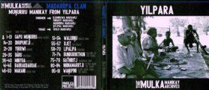 Yilpara Mulkay Manikay Archives