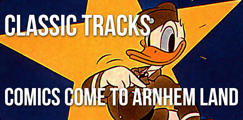 Donald Duck in Arnhem Land