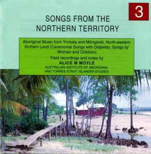 Song from the Northern Territory vol.3