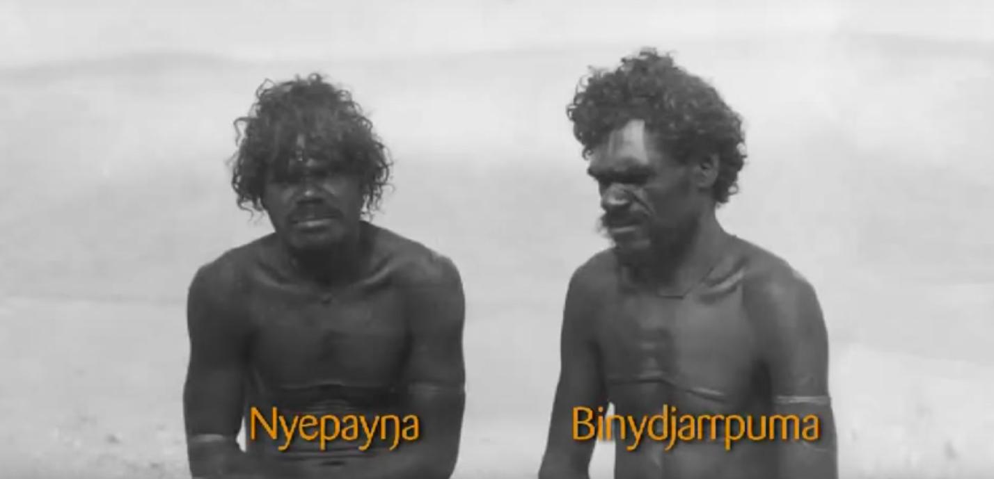 Two Brothers - Nyepayŋa and Binydjarrpuma